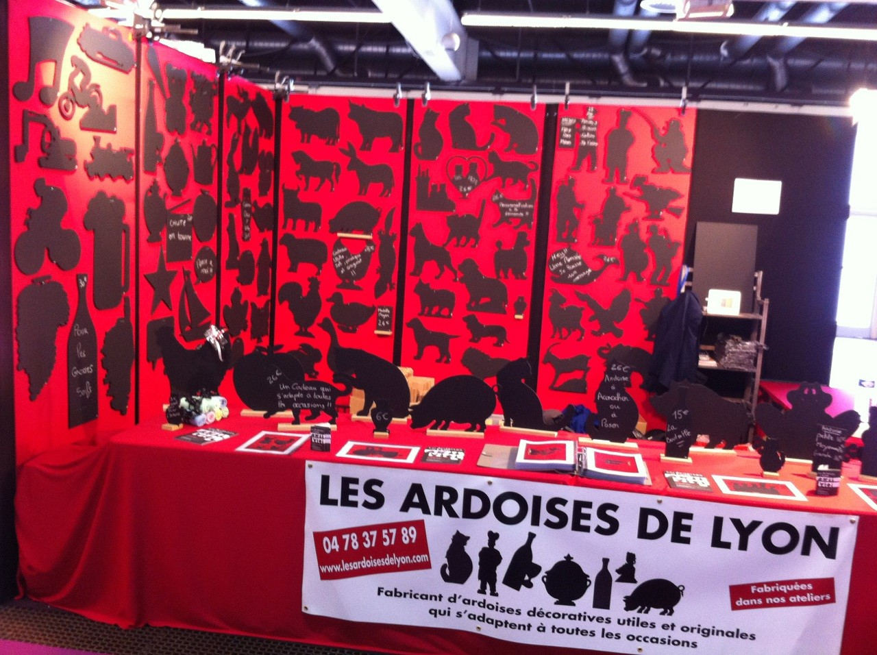 stand Foires